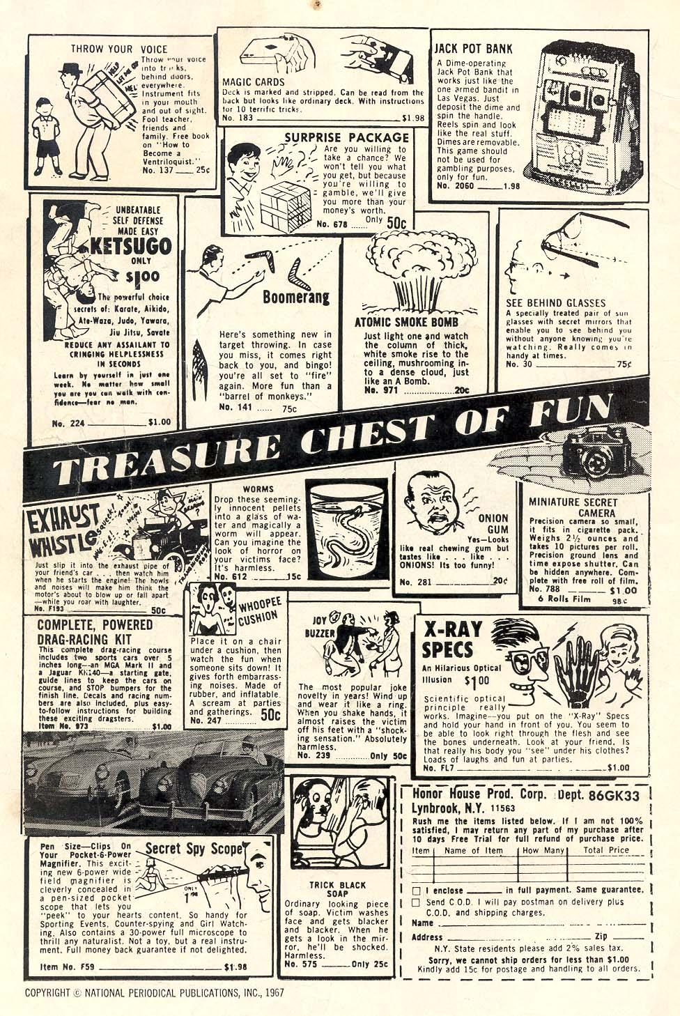 Detective Comics (1937) 367 Page 1