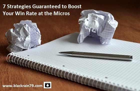 7 Strategies Guaranteed to Boost Your Win Rate at the Micros