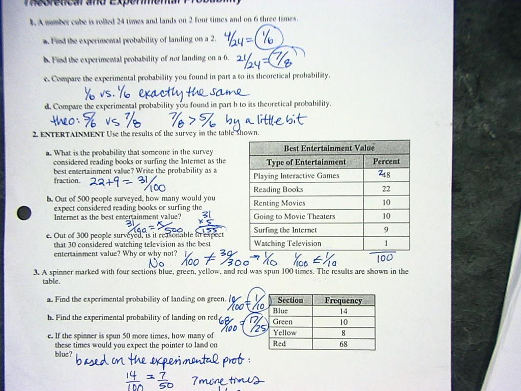 Math 7 With Mrs Vandyke November 8 Amp 9