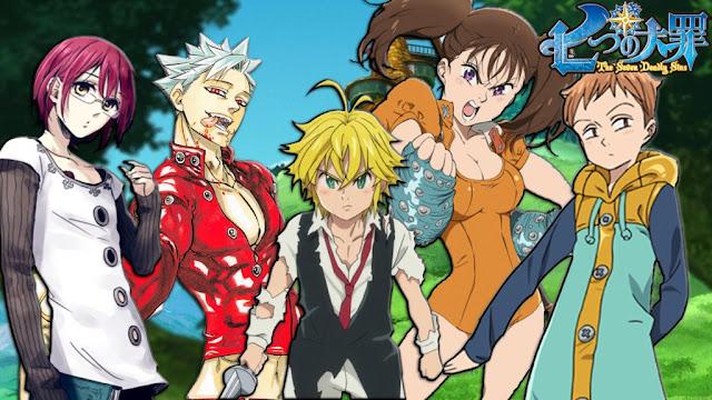 Download Nanatsu no Taizai: Seisen no Shirushi x265 Batch Subtitle Indonesia