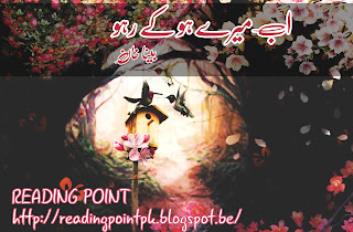 Ab mere ho ke raho by Beena Khan Online Reading
