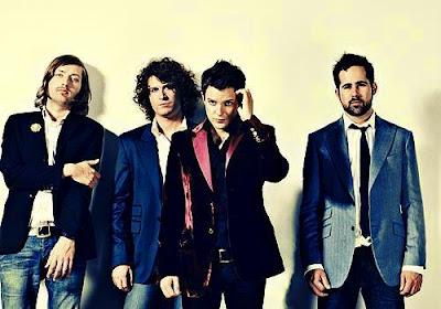 Daftar 10 Lagu Terbaik The Killers