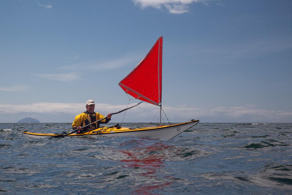 Sea kayaking with seakayakphoto.com: The Mull of Logan