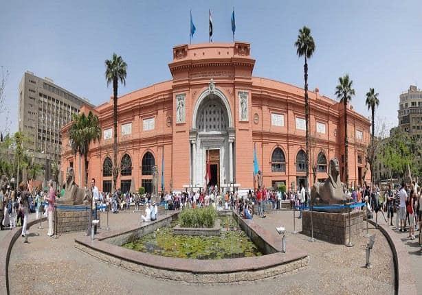 عرض أطول بردية في العيد 116 للمتحف المصري