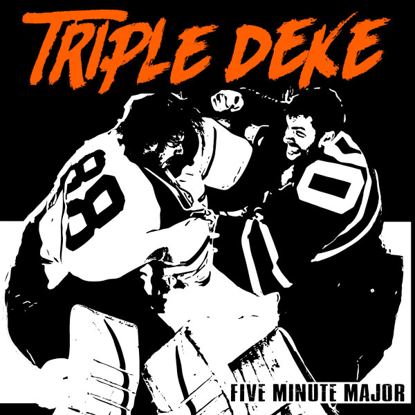 "Triple Deke stream new album ""Five Minute Major"""