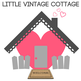 Update on Little Vintage Cottage blog