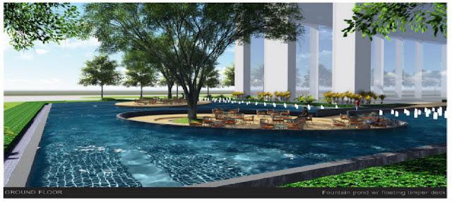 Cảnh quan tuyệt hảo của căn hộ Vista Verde