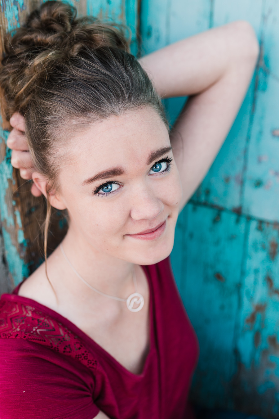 Zoey: A Beautiful and Fun High School Senior