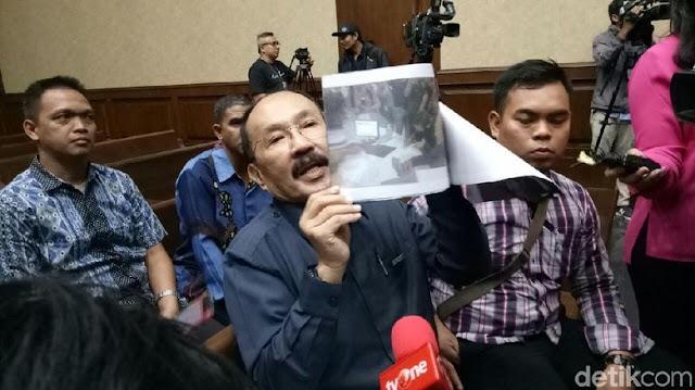 Fredrich Persoalkan Surat Penangkapan hingga Penjagaan Polisi