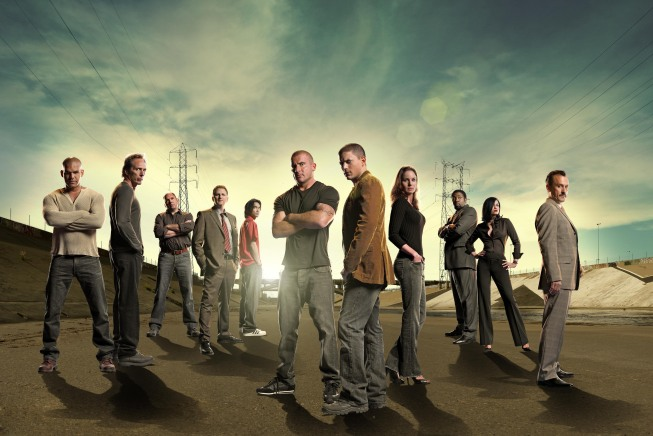 Prison Break por Will GNZ: Descargar Prison Break: Cuarta temporada ...