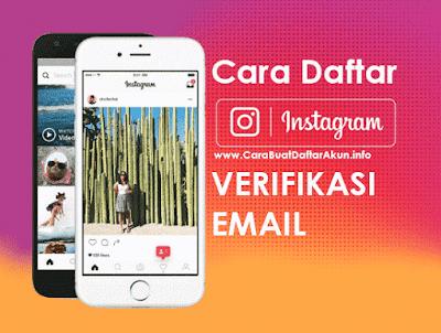 Buat Akun Instagram Lewat HP android