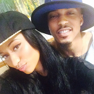 Trey Songz August Alsina Beef Fight