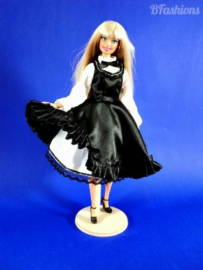 Goth lolita dress