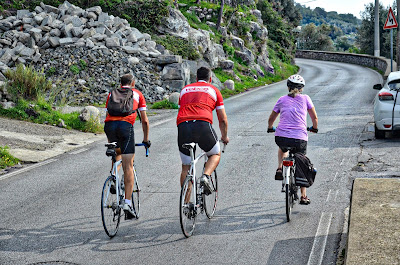 carbon road bike rental and excursions in amalfi coast sorrento positano naples italy