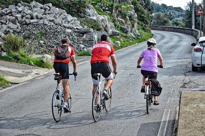 carbon road bike rental and excursions in amalfi coast sorrento positano naples italy