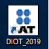 Layout DIOT 2019