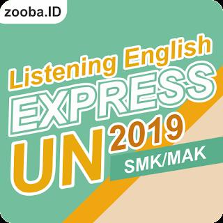 Express Listening UNBK 2019