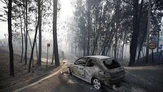 Portugal's interior minister quits amid criticism of gov't wildfire response