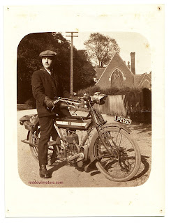 veteran BSA 1910 / 1911