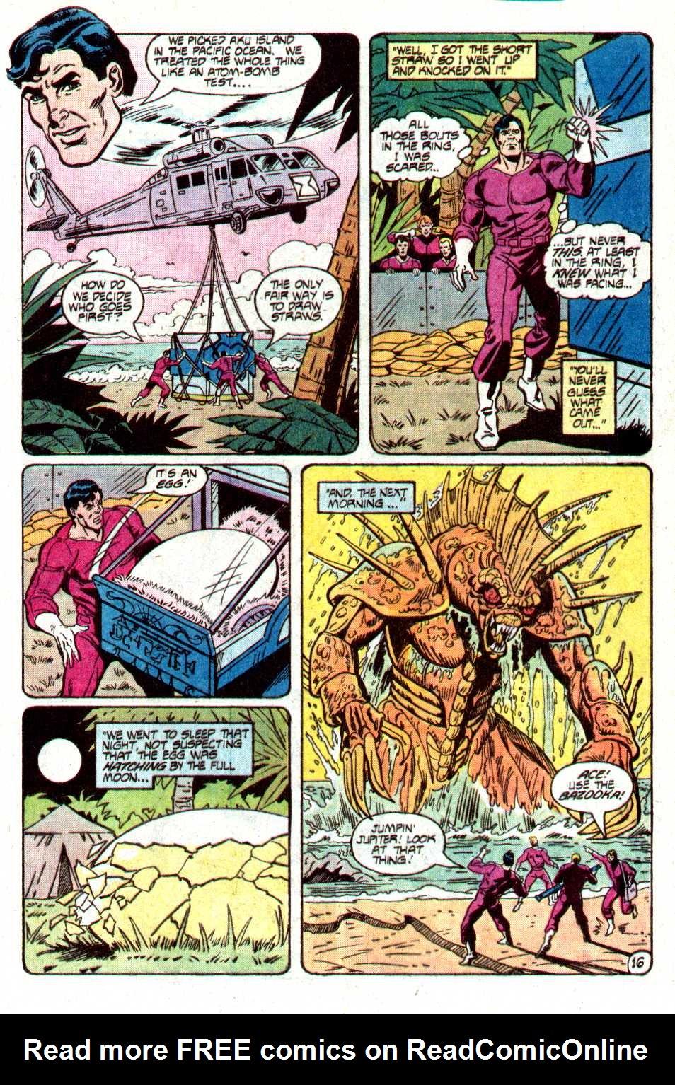 Read online Secret Origins (1986) comic -  Issue #12 - 35