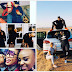Kelly Khumalo's latest short-left in pictures