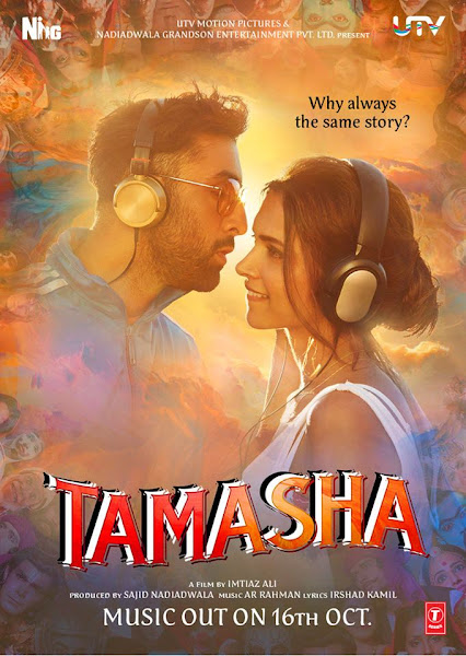 Tamasha (2015) Movie Poster No. 2