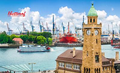 Traveling Hamburg