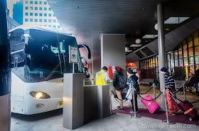 Naik Bus dari Sydney ke Canberra