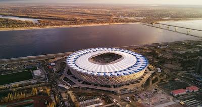 Volgogard Arena Rusia
