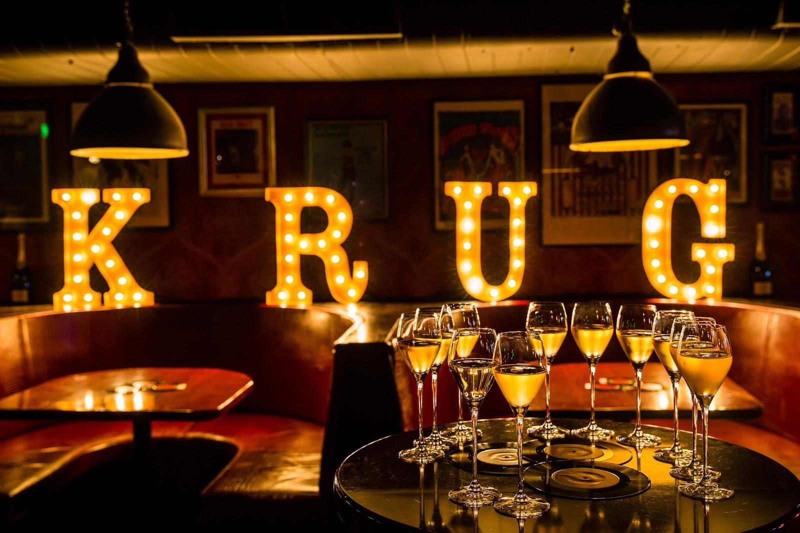 eat read love EAT  Guilty Pleasures  Krug  Mojo