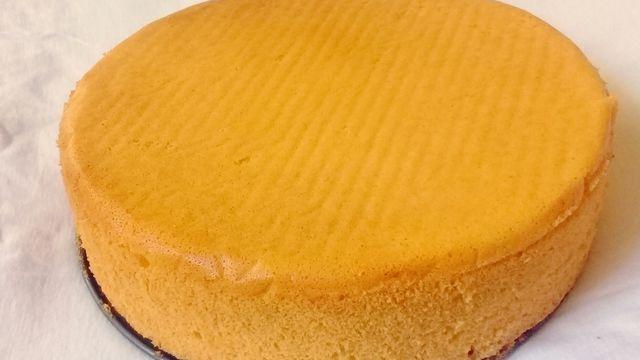 الكيكة الاسفنجية الناجحة