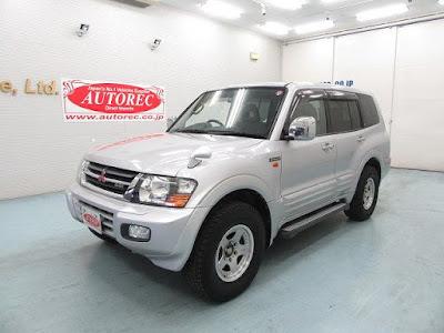 Japanese Vehicles To The World Search Results For MITSUBISHI PAJERO - Mitsubishi registration