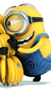 bananas de minions