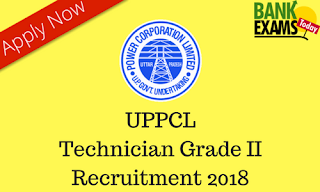 UPPCL Technician Grade II Recruitment 2018 Out