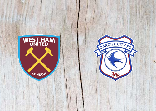 West Ham vs Cardiff - Highlights 04 December 2018