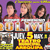 Grupo femenino Bolivia en Arequipa - 05 de mayo