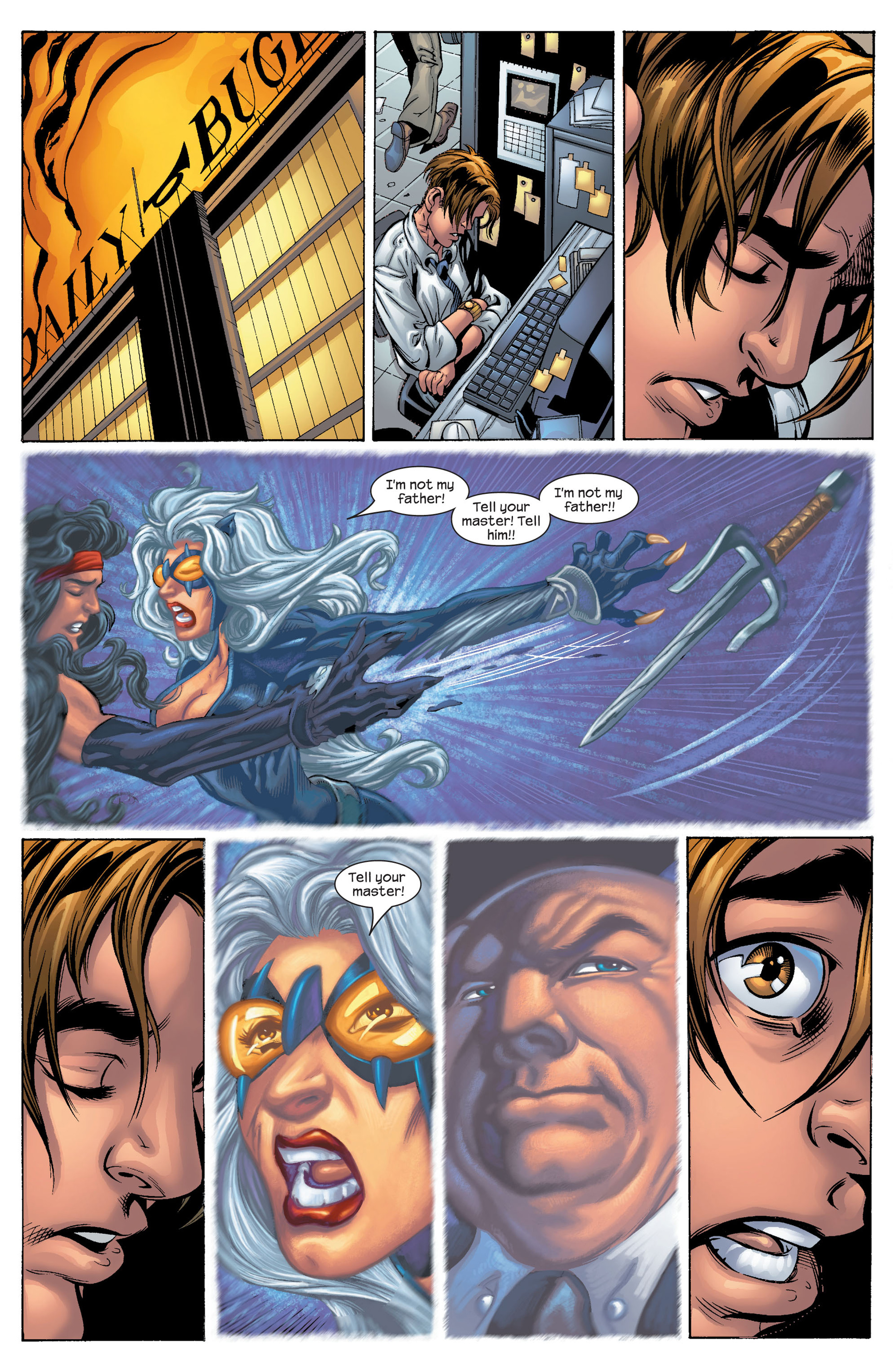 Read online Ultimate Spider-Man (2000) comic -  Issue #53 - 13