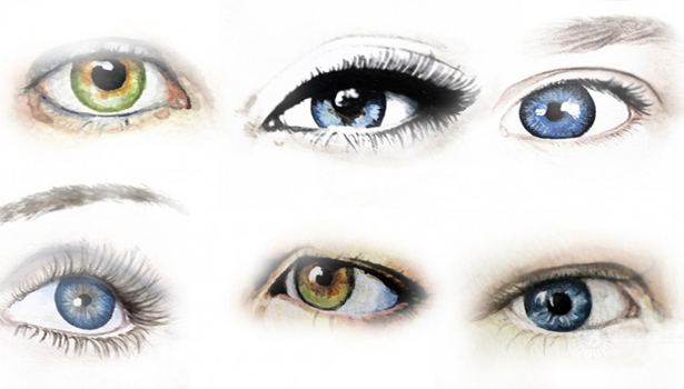 2sHB8PT LOOK! THE SHAPE OF YOUR EYES REVEALS ABOUT YOUR PERSONALITY!