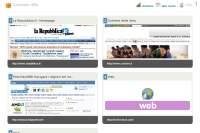 Creare un indirizzo per gruppi di link e siti web da condividere o salvare