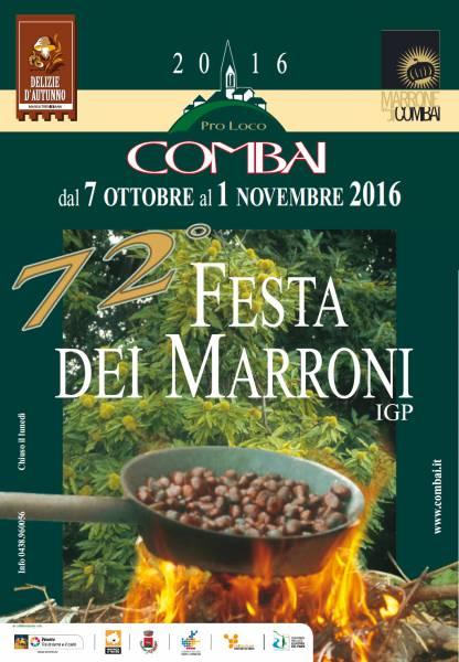 Turismo lento andare per castagne e marroni 2016 marradi for Colline o cabine marroni