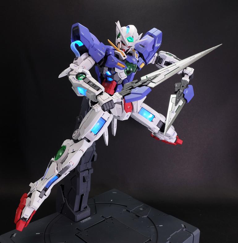 gundam exia model kit - 770×787