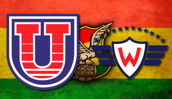 En vivo Universitario vs. Wilstermann