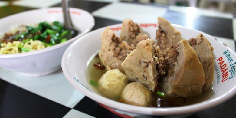 Kuliner Bogor - 10 Tempat Bakso di Bogor