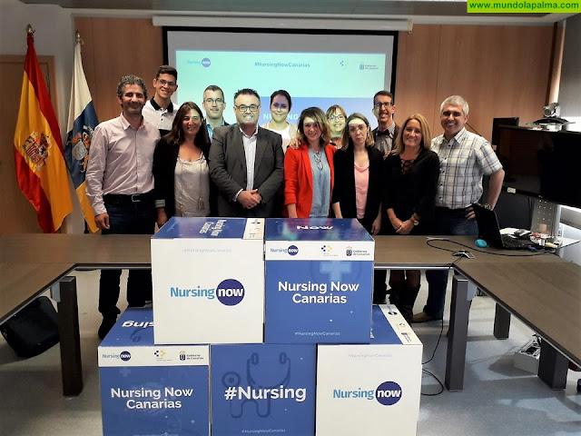 El SCS constituye el grupo autonómico de Enfermería Nursing Now Canarias