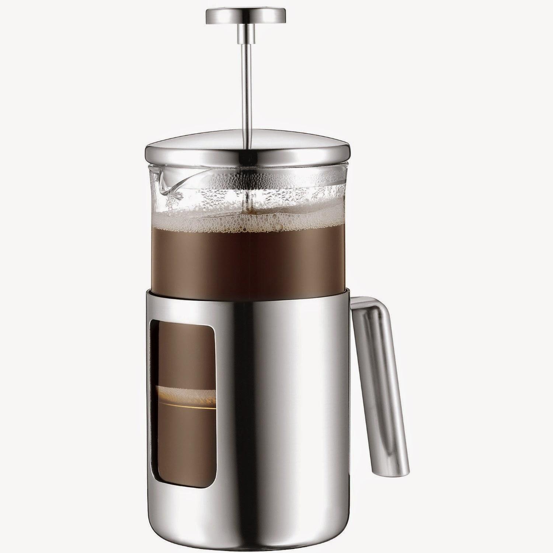 my coffee essentials french press - wmf kult coffee press