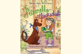 Cover von Dorothea Flechsig - Petronella Glückschuh. Naturforschergeschichten