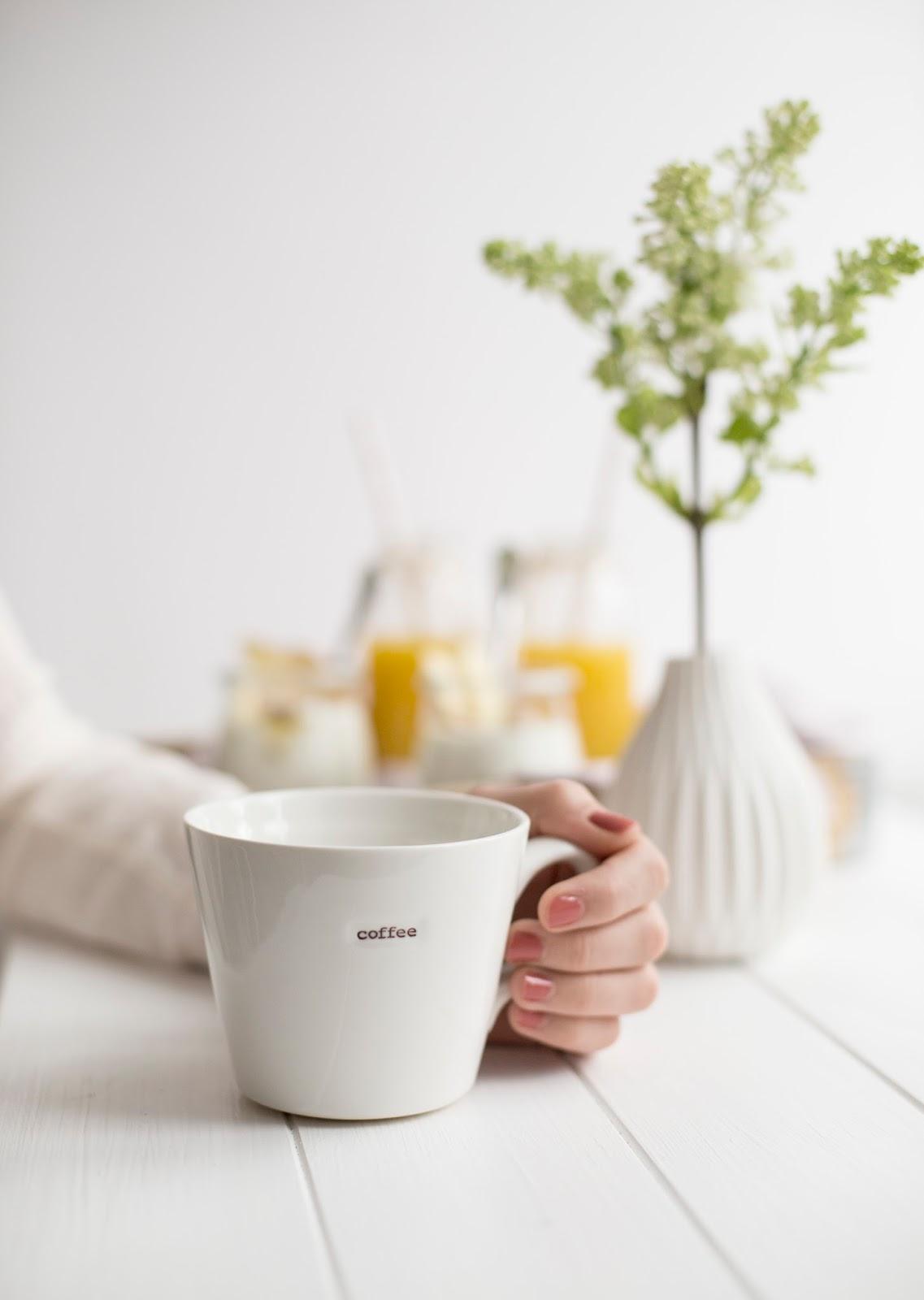 Kaffee zum Valentinstag