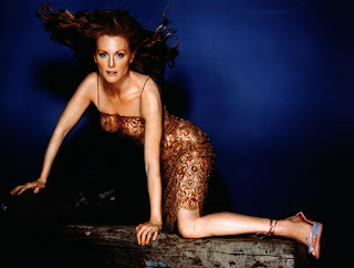 Julianne Moore Sexy Outfit