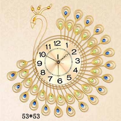 Đồng hồ trang trí treo tường DHNL312