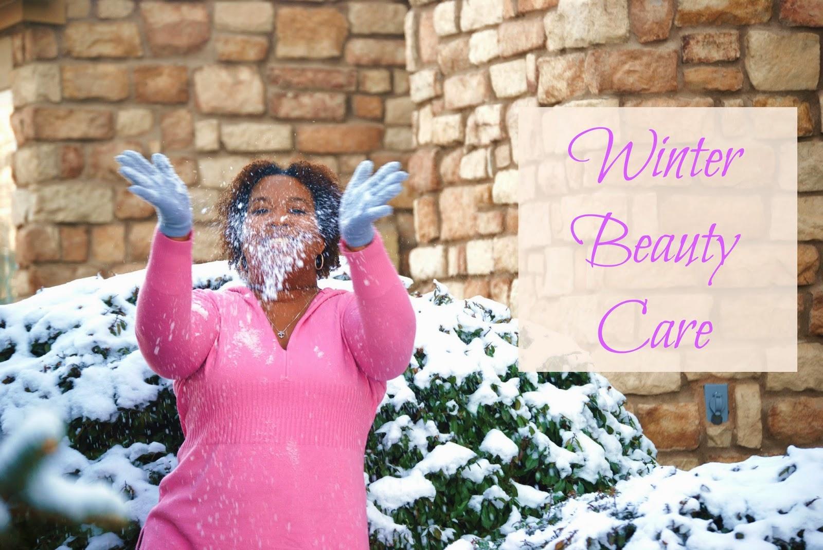 Winter Beauty Care - Hands, Face & Feet